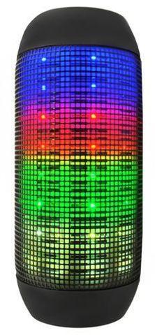 Juhtmevaba Bluetooth kõlar LED valgustusega