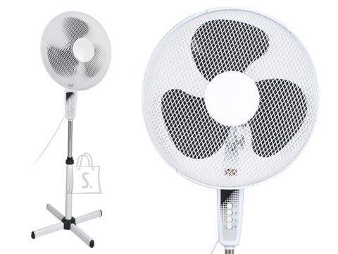 Ventilaator kohandatava kõrguse ja kaldenurgaga