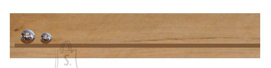 Seinariiul Loft 160 cm, pruun