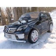 Mercedes ML63 elektriauto lastele must