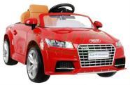 Lakitud elektriauto Audi TTS Roadster lastele