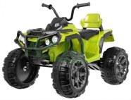 Elektriline ATV-Quad lastele, roheline
