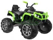 Elektriline ATV-Quad lastele, must