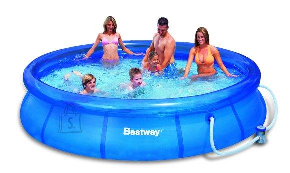 Bestway Lastebassein 366 cm / 76 cm