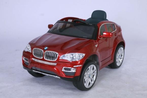 Elektriauto BMW X6 lastele + kaugjuhtimispult