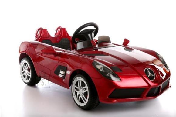 Lakitud elektriauto Mercedes SLR lastele