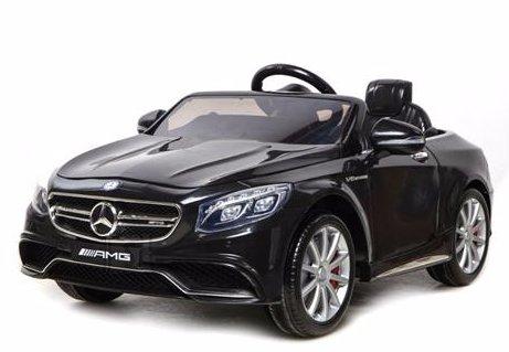 Lakitud elektriauto Mercedes AMG S63