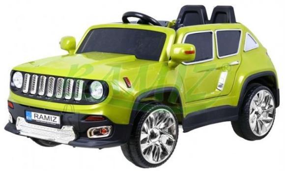 Elektriauto Jeep HP-5688 lastele