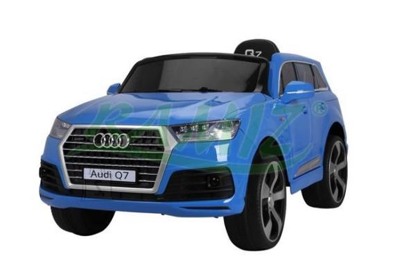 Audi Q7 Lift elektriauto