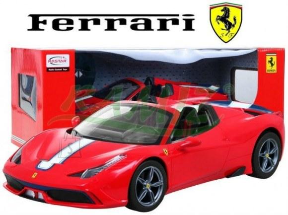 Raadioteel juhitav mudelauto Ferrari 458 Special A 1:14