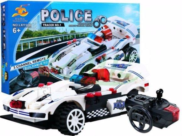 Raadioteel juhitav kokkupandav politseiauto