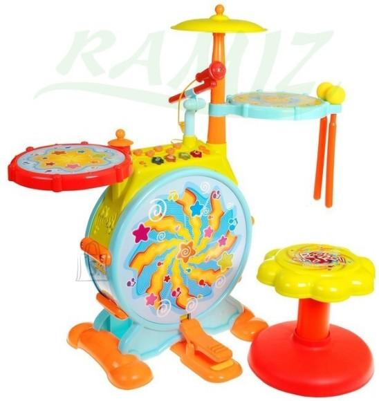 Mängutrummide komplekt Dynamic Jazz Drum