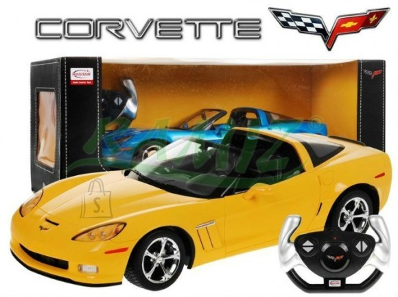 Raadioteel juhitav mudelauto Chevrolet Corvette C6 GS 1:12