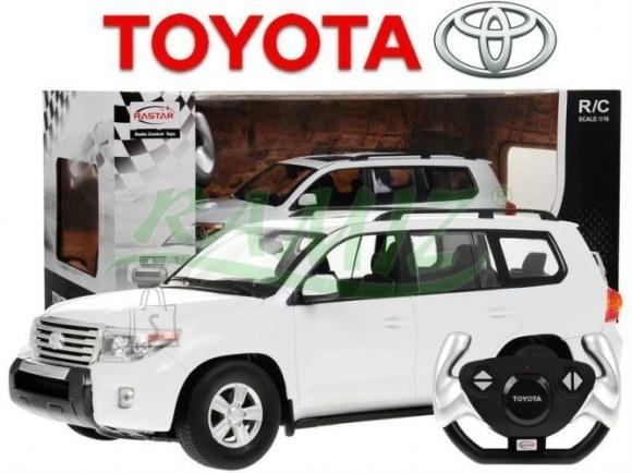 Raadioteel juhitav mudelauto Toyota Land Cruiser 1:16