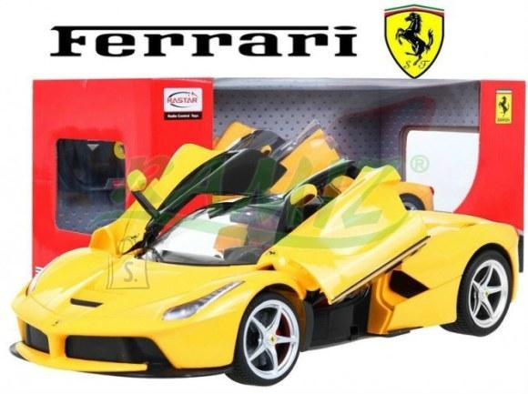 Raadioteel juhitav mudelauto Ferrari LaFerrari F70 1:14