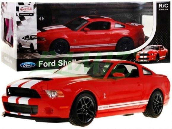 Raadioteel juhitav mudelauto Ford Shelby Mustang GT500 1:14