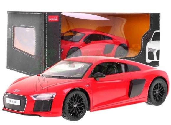 Raadioteel juhitav mudelauto Audi R8 1:14