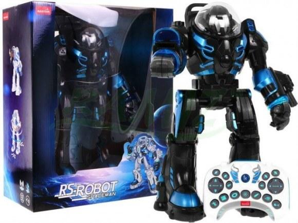 Raadioteel juhitav mängurobot Spaceman