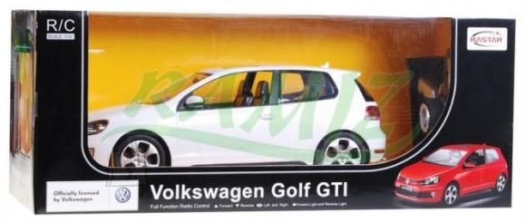 Raadioteel juhitav mudelauto Volkswagen Golf GTI 1:12