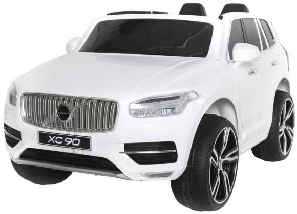 Lakitud elektriauto Volvo XC90