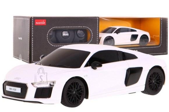Raadioteel juhitav mudelauto Audi R8 1:24