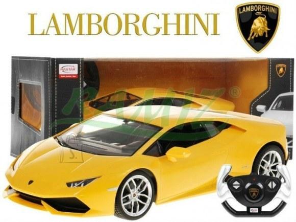 Raadioteel juhitav mudelauto Lamborghini Huracan LP 610 1:14