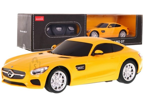 Raadioteel juhitav mudelauto Mercedes-Benz AMG GT 1:24