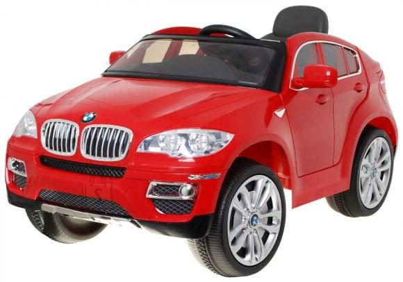 Elektriauto BMW X6