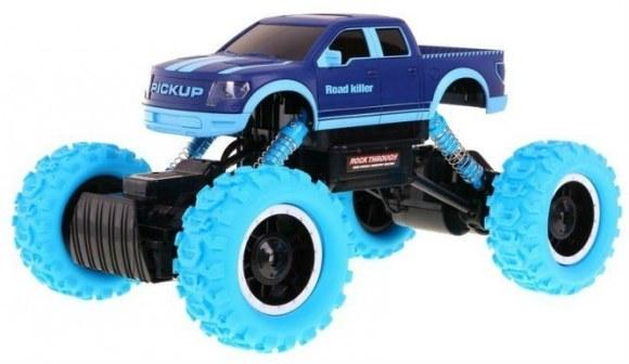 Raadioteel juhitav 4WD auto 2.4GHz 1:14