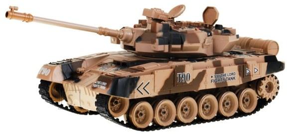 Raadioteel juhitav tank T-90 1:18