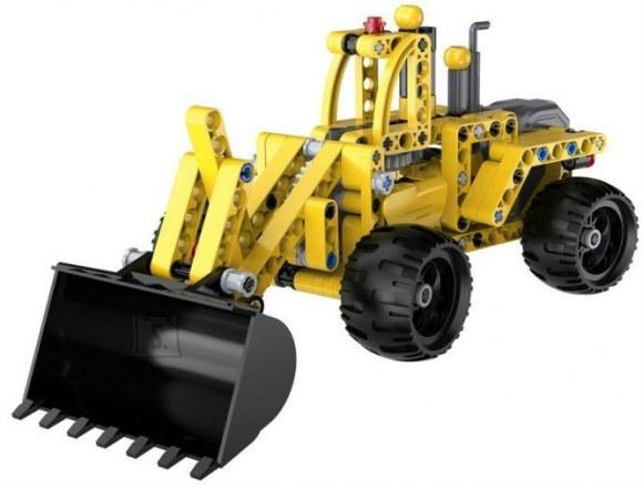 Konstruktor buldooser