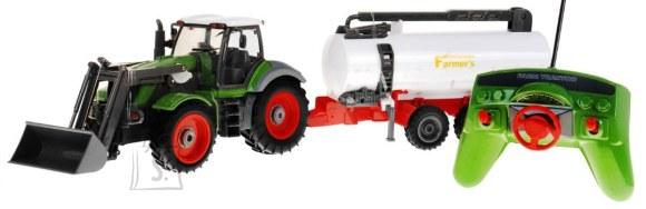 Raadioteel juhitav traktor tsisterniga 1:28