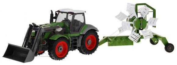 Raadioteel juhitav traktor 1:28