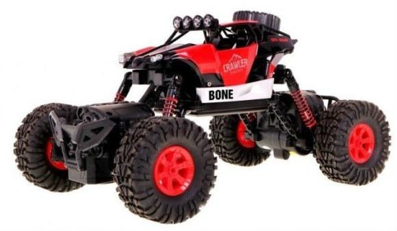 Raadioteel juhitav 4WD auto 2.4GHz 1:16