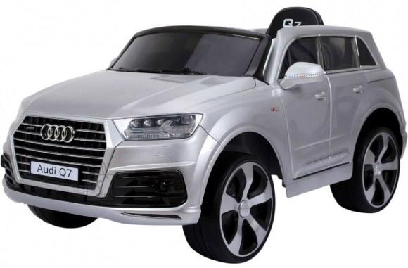 Lakitud elektriauto Audi Q7