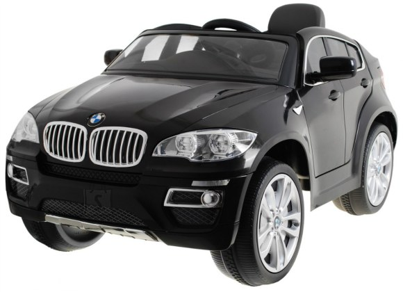Lakitud elektriauto BMW X6