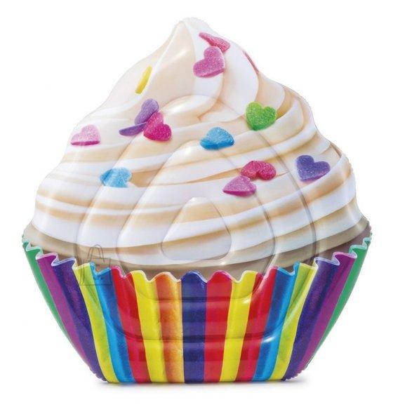 """Täispuhutav rannamadrats """"Cupcake"""""""