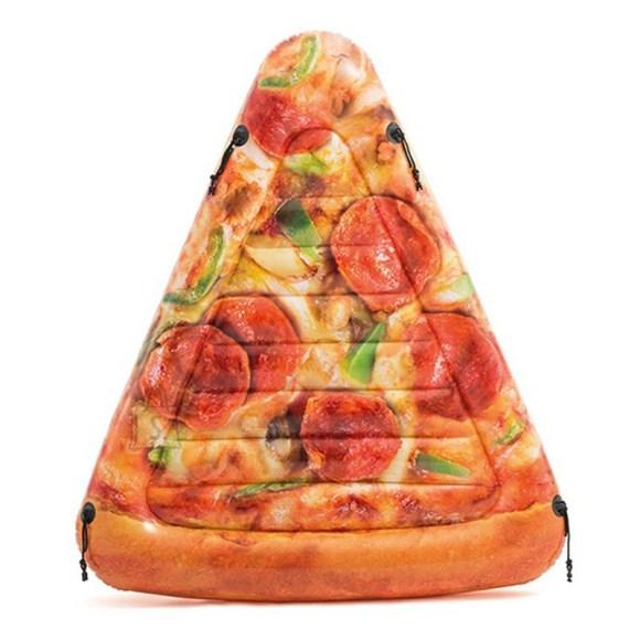 """Täispuhutav rannamadrats """"Pizza"""""""