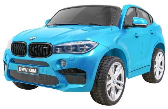 BMW X6M XXL Painting Blue