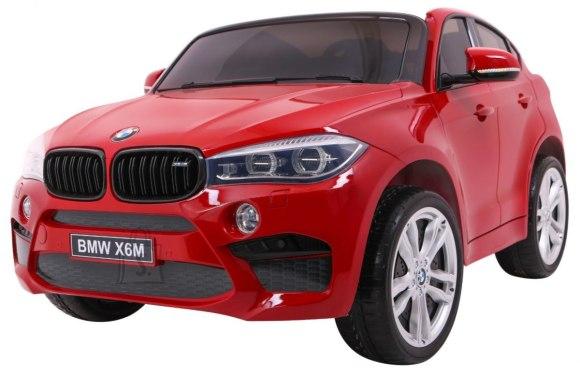 BMW X6M XXL Painting Red
