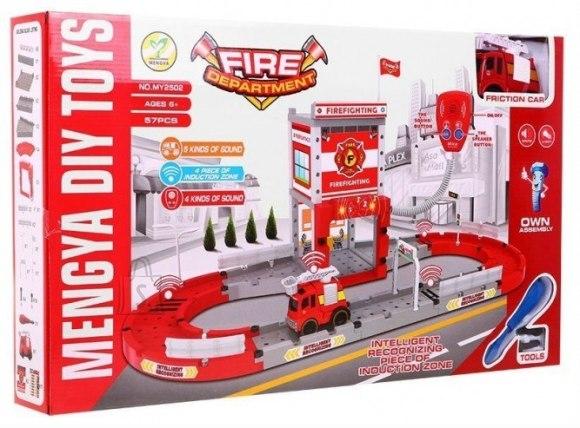 Mängukomplekt tuletõrje