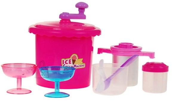 Jäätise valmistamise komplekt