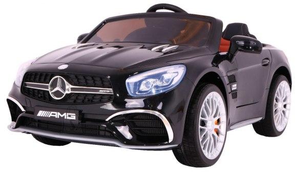 Lakitud elektriauto Mercedes AMG SL65