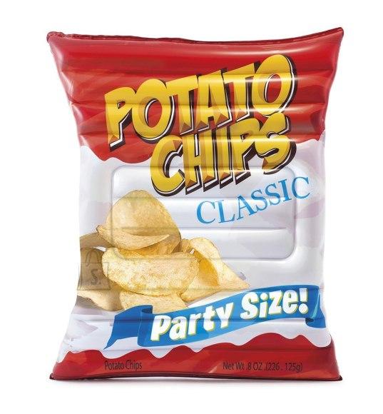 """Täispuhutav rannamadrats """"Potato Chips"""""""