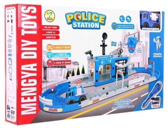 Mängukomplekt politseijaoskond