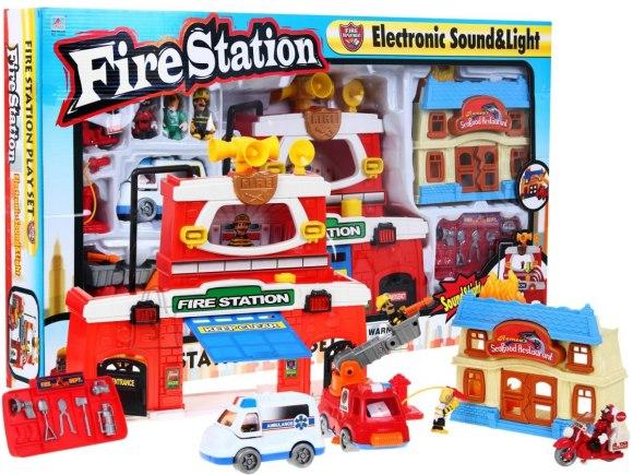 Tuletõrje mängukomplekt