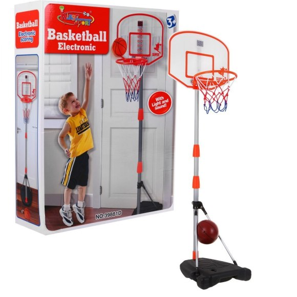 Basketball 170 cm electronic counter Points