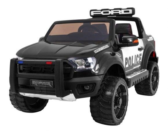 Elektriline politseiauto Ford