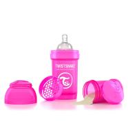 Twistshake Twistshake Anti-Colic lutipudel 180ml, Roosa