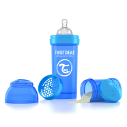 Twistshake Twistshake Anti-Colic lutipudel 260ml, Sinine